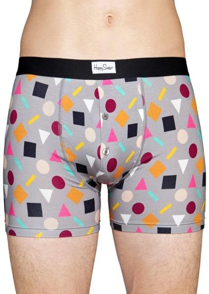 Bielizna męska Happy Socks Boxer Brief PLA83-9000