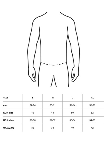 Bielizna męska Happy Socks Trunk FLA87-9000