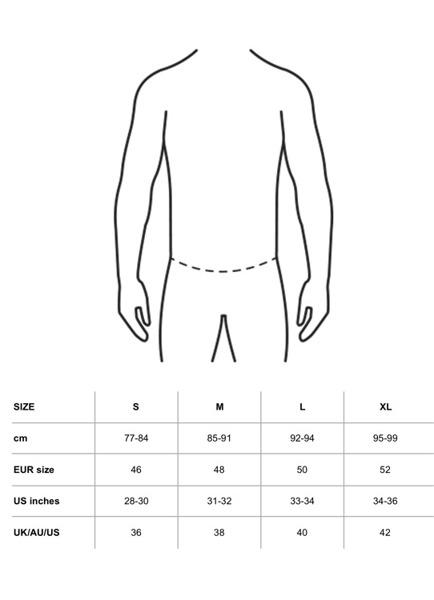 Bielizna męska Happy Socks Trunk PAI87-6002