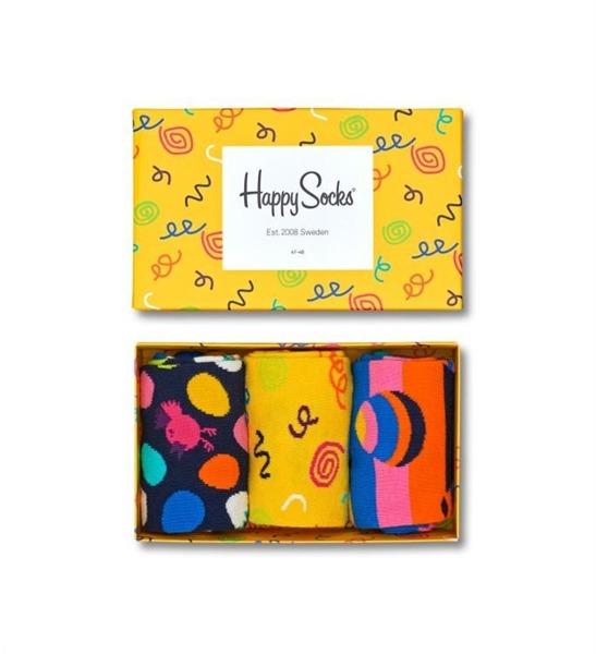 Giftbox Easter (3-pak) skarpetki Happy Socks XEAS08-6000