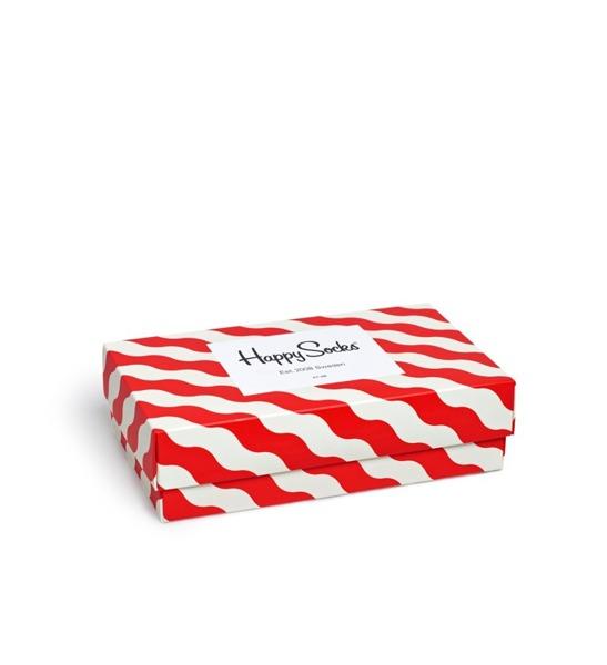Giftbox świąteczny (3-pak) skarpetki XMAS08-4001
