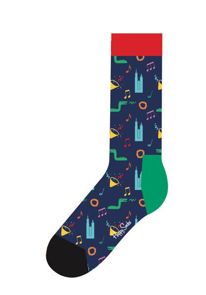 Skarpetka Happy Socks Cracow Edition SCRA01-6000