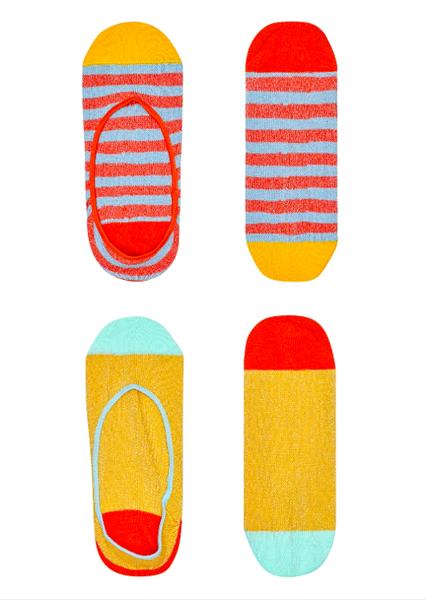 Skarpetki HYSTERIA 2-Pack Claudia Liner Socks (SISCLA20-2000)