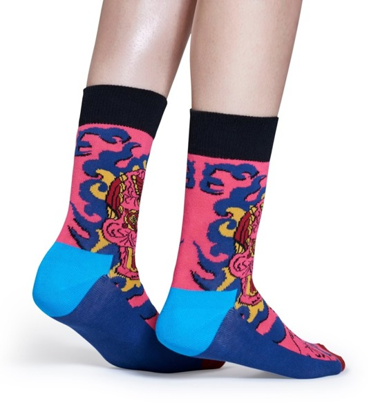 Skarpetki Happy Socks x Megan Massacre MEG01-3000